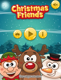 Christmas Friends - 4