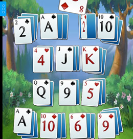 Fairway Solitaire - 1