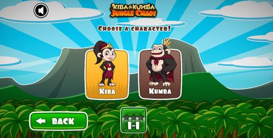 Kiba & Kumba: Jungle Chaos - 2