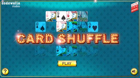 Card Shuffle - 4