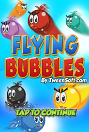Flying Bubbles - 4