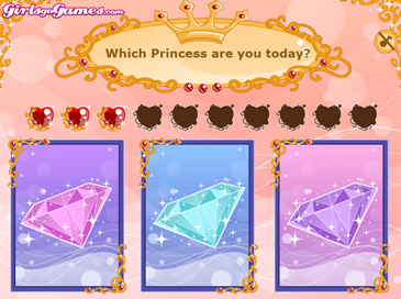 Princess Quiz - 3