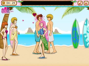 Summer Beach Dating - 3