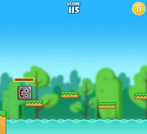 Jumping Rock - 3