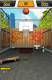 Basketball Hoops - 2