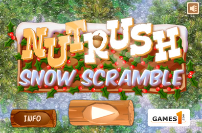 Nut Rush 3 - Snow Scramble - 4