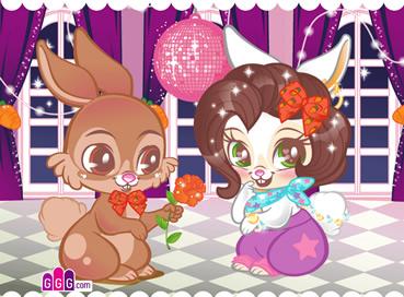 Cute Bunny - 2