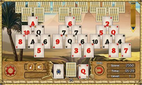 3 Pyramid Tripeaks 2 - 3