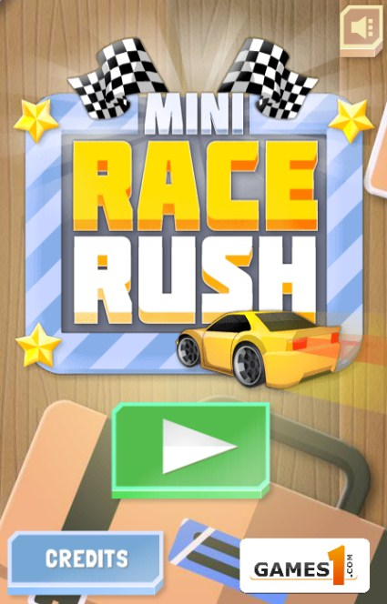 Mini Race Rush - 1