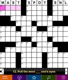 Daily Celebrity Crossword - 1