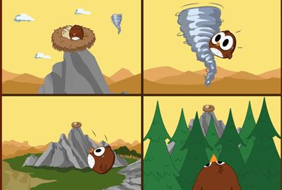 Owly & Friends - 4