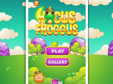 Hocus Froggus - 1