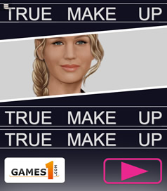 Jennifer True Make Up - 4