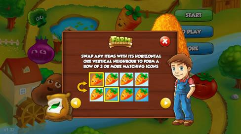 Farm Puzzle Story - 4