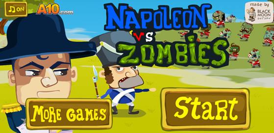 Napoleon vs Zombies - 4