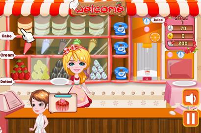 Cake Shop Mobile - 2