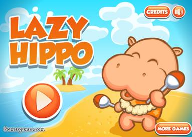 Lazy Hippo - 6