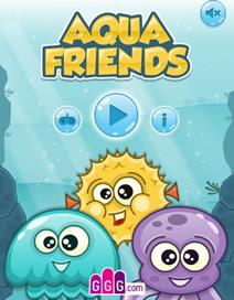 Aqua Friends - 4
