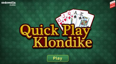 Quick Play Klondike - 4