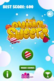 Animal Sweets - 4