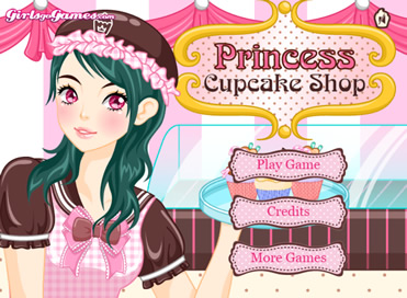 Princess Cupcake Shop - 4