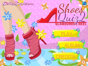 Shoes Quiz 2 - 4