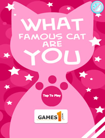 What Famous Cat Are You - 4