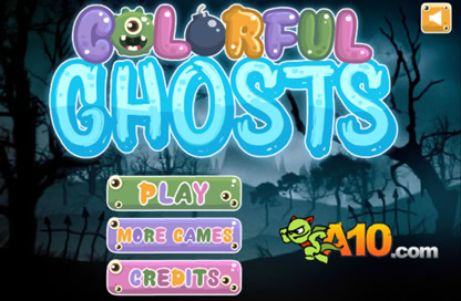 Colorful Ghosts - 4