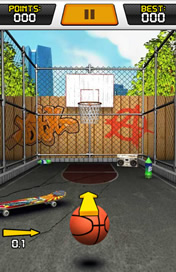 Basketball Hoops - 1