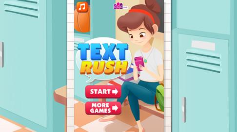 Text Rush - 1