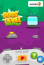 Boss Level Shootout - 1