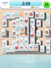 Duck Pond Mahjong - 2