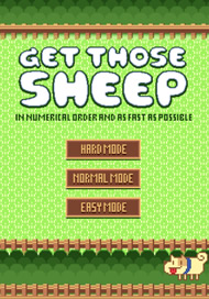 Get Those Sheep - 1