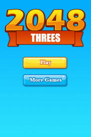 2048 Threes - 4
