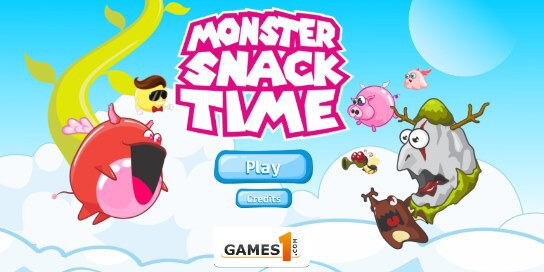 Monster Snack Time - 3