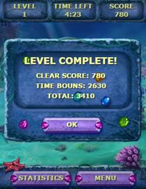 Sea Treasure Match - 3