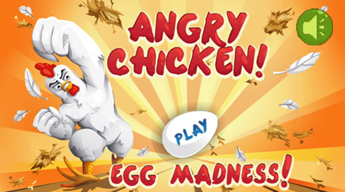 Angry Chicken - 1