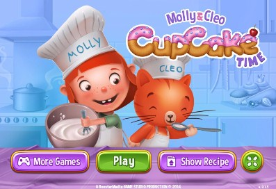 Cupcake Time - 1