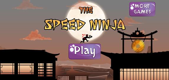 The speed ninja - 4