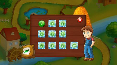 Farm Puzzle Story - 2