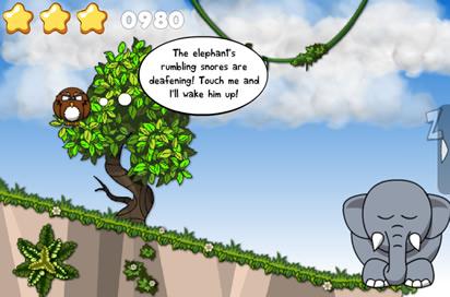 Snoring Elephant - 3