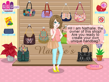 Handbag by Natalie - 1