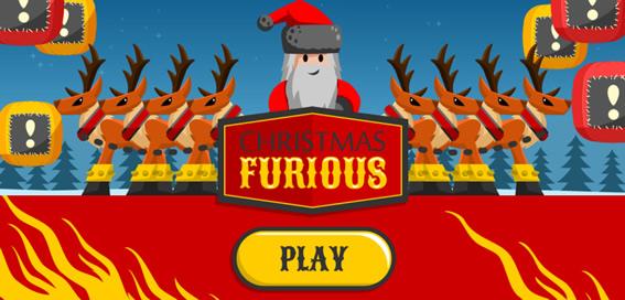 Xmas Furious - 4