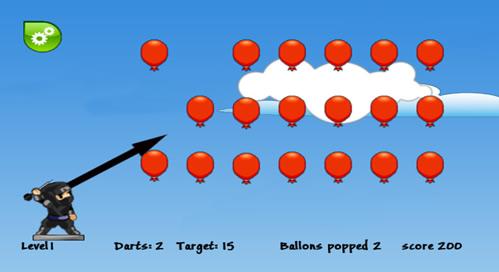 Ninja Balloons - 1