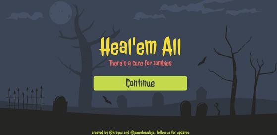 Heal'em All - 4