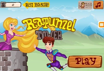 Rapunzel Tower - 1