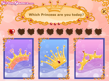 Princess Quiz - 1