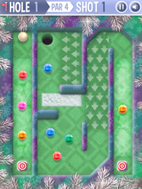 Mini Putt - Gem Holiday - 2