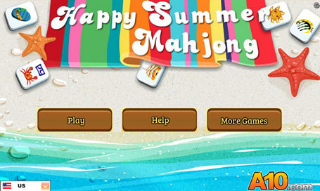 Happy Summer Mahjong - 4