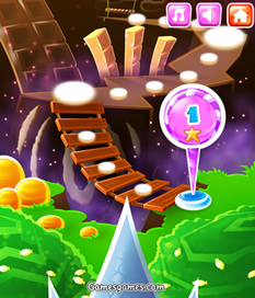Back to Candyland 5: Choco Mountain - 1